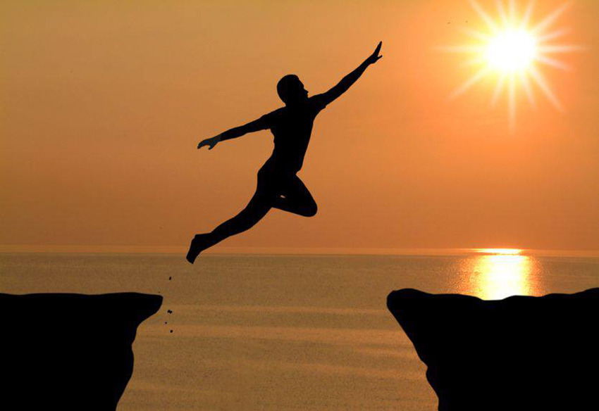 Article: LEAP OF FAITH from IPTA – International Personal Training – Marbella Spain