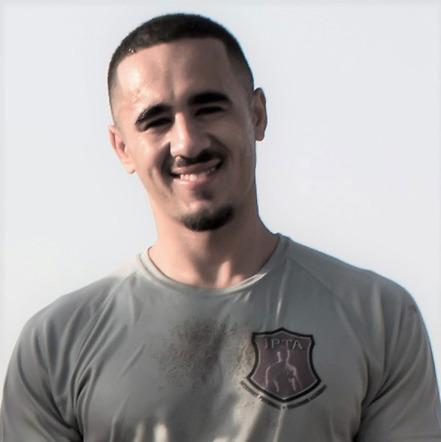 Ayman D Maaroufi (Sweden), former student IPTA Marbella Spain – Personal Trainer Course