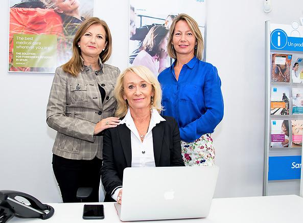 Sanitas Estepona är ett officiellt Sanita-skontor – Vi kan sjukförsäkringar i Spanien