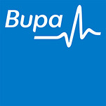 BUPA = British United Provident Association founded in 1947 with branches in Spain