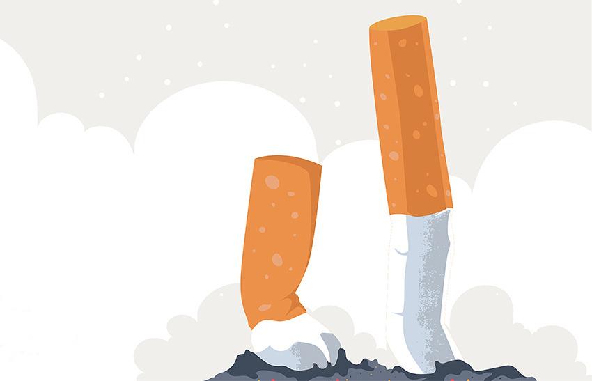 Att sluta röka: Tips från Sanitas Estepona