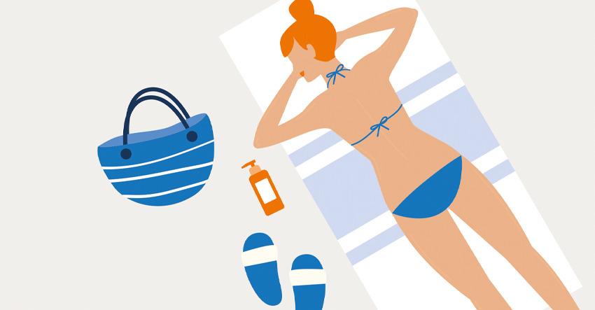 Livsmedel  som  hjälper dig att bli solbränd – Tips från Sanitas Estepona