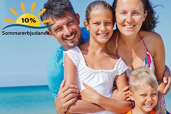 Sanitas privata sjukförsäkringar för familjer i Spanien