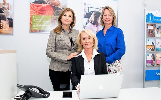 Sanitas Estepona ist ein offizielles Büro von Sanitas.
