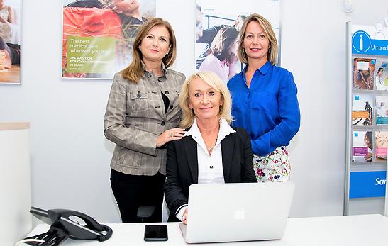 Ihre persönlichen Krankenversicherungs-Berater – Wir sprechen Spanisch, Englisch, Schwedisch, Deutsch, Französisch und Holländisch.