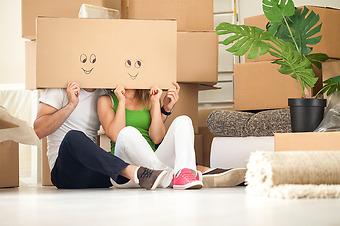 Vi utför flyttstädning hemma hos dig och på företag