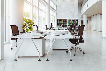 Miljövänlig kontorsstädning hos företag i Stockholmsområdet.