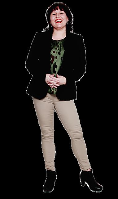 Jennifer Lind, VD för Städsällskapet AB i Stockholm