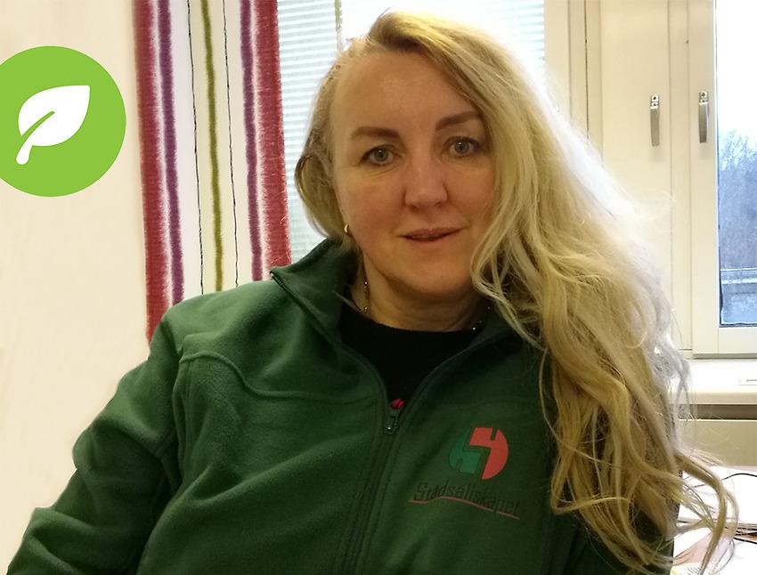 Amra Tabakovic – Ny medarbetare hos Städsällskapet