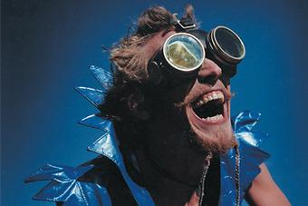Funnybones Production - Rasmus Wurm varietéartist