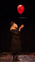Funnybones Production - Malin Nilsson Trollkonstnär, här med klassiska ringspelen