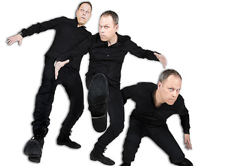 Boka ståuppkomikern Lasse Nilsen genom Funnybones Production