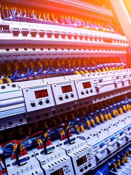 Industriautomation Elektromontage elsystem