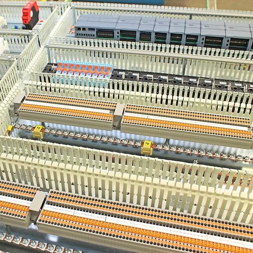 Elektromontage ställverk