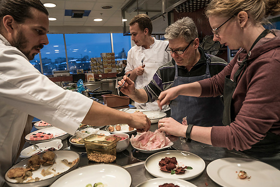Johan Heibert Gastronomi – Aktivitetsmatlagning – Teambuilding