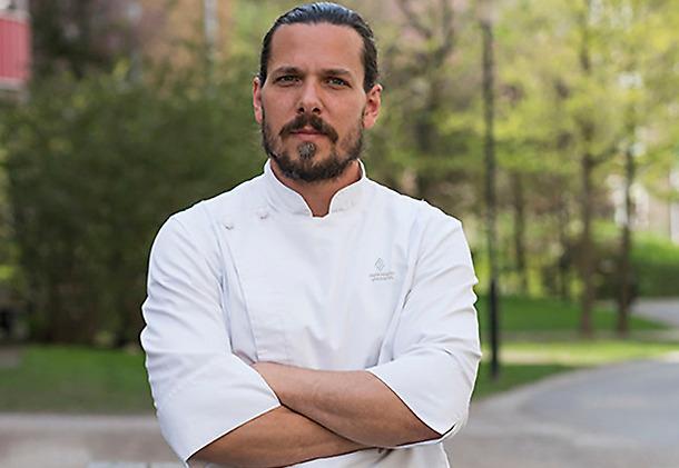 Johan Heibert – måltidskreatör och inspiratör