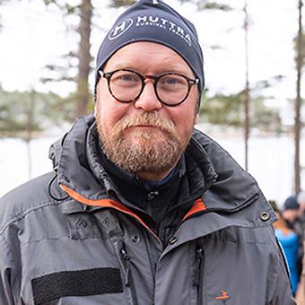 Erik Palmqvist, instruktör Beredskap Sverige