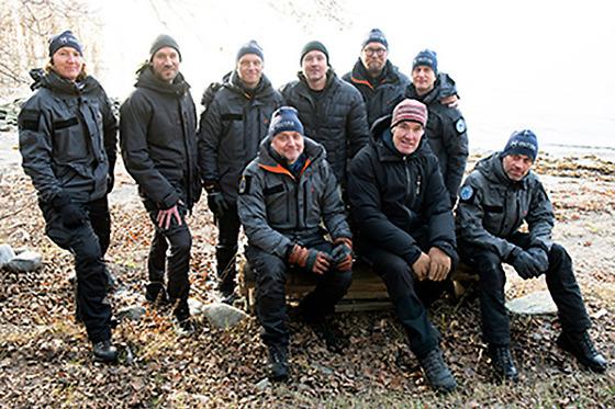 Teamet hos Beredskap Sverige – kurser och events i överlevnad och beredskap