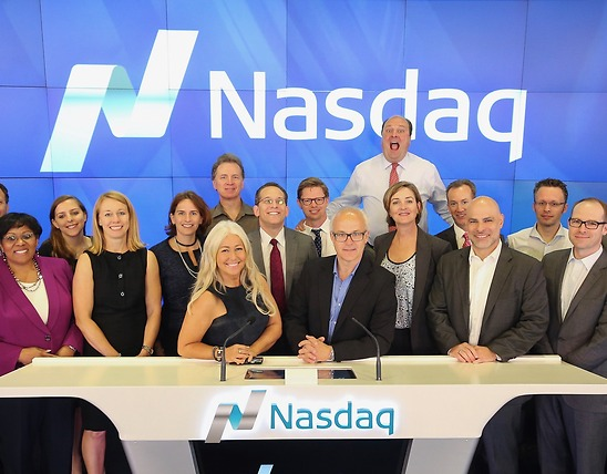 Helena Ståhl at Nasdaq