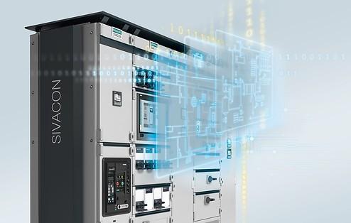 Elektromontage Siemens Sivacon S8