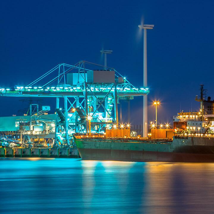 Elektromontage Marine Automation