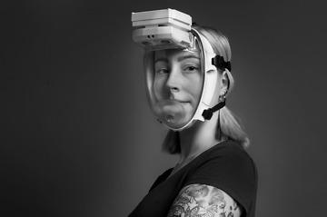 Andningsskydd helmask i räddningstjänst