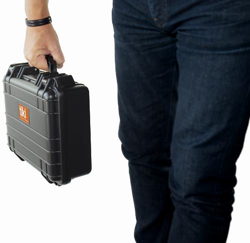Tiki Safety Andningsmask med utrustning