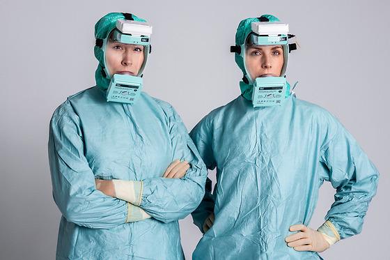 The Tiki respiratory mask protects agains the corona virus